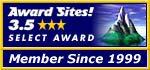 Award Sites! Level 3.5